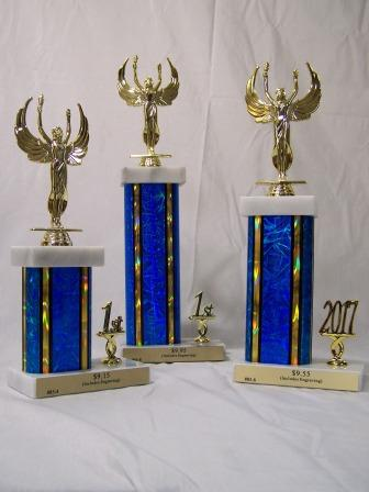 Single Column Trophies | Ranger Trophies